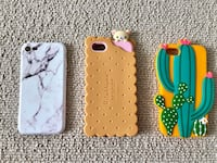 Brand New iPhone 7/8 Cases Burnaby, V5H