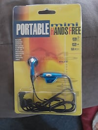 Portable hands free headset for cellphones  Louisville, 40216