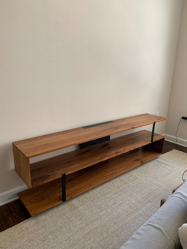 Admirable Used Austin 78 Media Console Crate And Barrel For Sale In Ncnpc Chair Design For Home Ncnpcorg