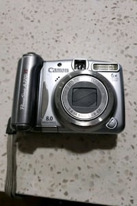CANON POWER SHOT A720 IS