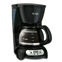 black and gray Mr coffee pot Bluefield, 24701