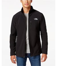 men's black zip-up jacket Castro Valley, 94552