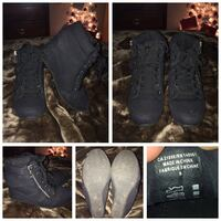 Sneaker wedges shoes 3717 km