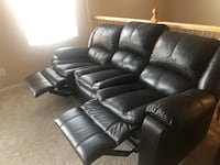 Brand New Faux leather Couch North Las Vegas, 89081