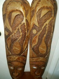 brown-and-white leather cowboy boots Fairfax, 22032