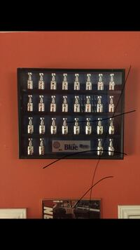 Complete set nhl Stanley cups from 2000 or 2001