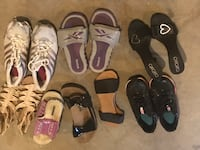 Selling a bunch of ladies shoes Kitchener, N2C 1G2