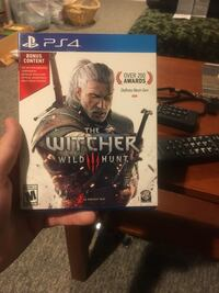 The witcher 3 Wild Hunt PS4 East Hartford