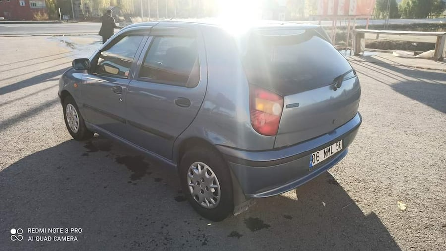 2001 Fiat Palio 1.2 WEEKEND EL RT 0