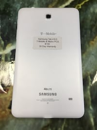 Samsung Tab 4 8.0 T-Mobile or Metro PCS 16GB  Santa Ana, 92705