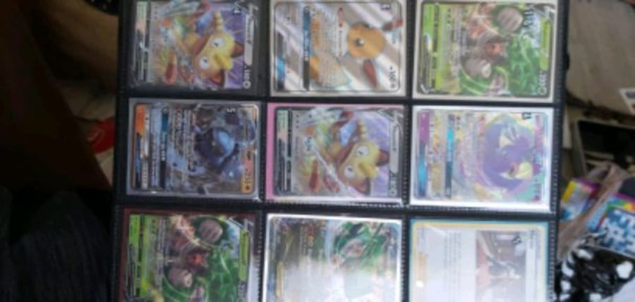 Pokemon card collection for sale  d8a994e1-08ac-44a1-b9c0-cc9b1214b830