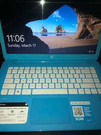 Hp laptop and comes with charger working great Washington, 20019