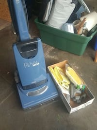 Royal upright vac Waterford, N0E 1Y0