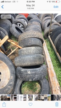 Over 100 tires in stock . Mount and balance available Park Rapids, 56470