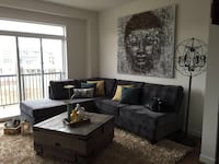 Sectional sofa Calgary, T2N