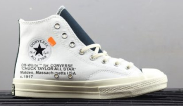 converse off white chuck taylor
