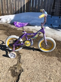 toddler's purple and pink bicycle Edmonton, T5A 0R9
