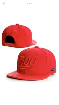 New Red and black nike cap 548 km