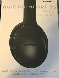 Bose QC 35(Series 1)- New Kensington, 20895