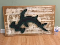 brown and black wooden wall decor Malahide, N0L