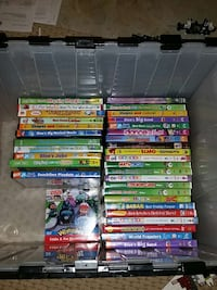 Miscellaneous kids DVDs.  $2 EACH Gaithersburg, 20882