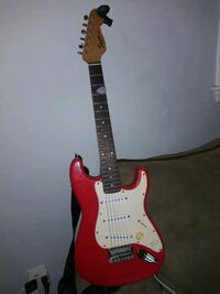 Fender squire mini electric guitar..  Linthicum Heights, 21090