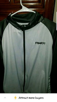 And 1 zip up jacket! New Bedford