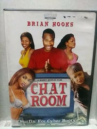 Chat Room dvd