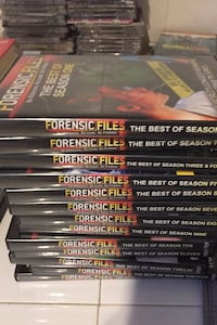 Forensic Files on DVD - Best of Baltimore, 21236