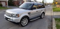 Range Rover - Sport - SuperCharged.