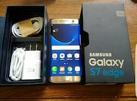 silver Samsung Galaxy S7 edge with box Lemoore, 93245