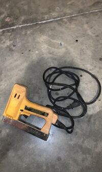USED Arrow electromatic electric staple gun