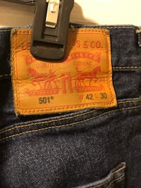 "Men's jeans 42""x30 Laurel, 20723"
