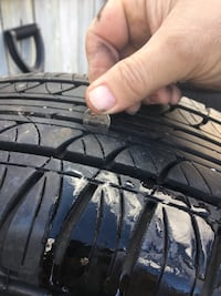 225/60/r16 summer tires, one summer of use no longer have vehicle $200 firm Pickering, L1W 1A9