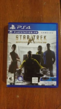 Sony PS4 Star Trek Bridgecrew  Welland, L3C 2H6