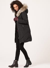 Beautiful winter parka 536 km
