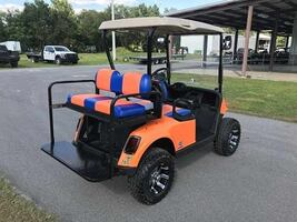 *Electric Golf Cart by Ez Go Express Edition For Sale!