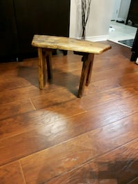 Hand made artistic bench from Costa Rica, beautiful workmanship Madera