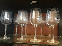 Mikasa Cheers Collection Wine Glasses Cypress, 90630