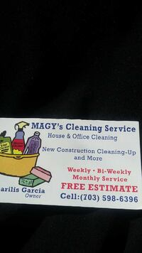 Cleaning Service and More Falls Church, 22042