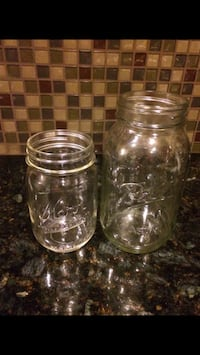 Two mason jars Frederick, 21703