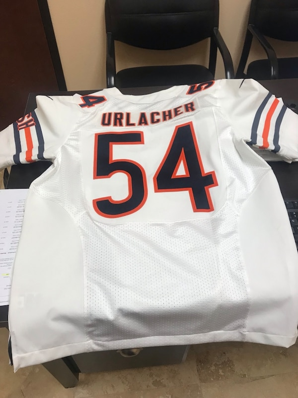 competitive price f20da 6f0bd Nike Authentic Chicago Bears Urlacher Jersey