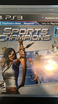 Sports champions ps3 game Islip, 11779