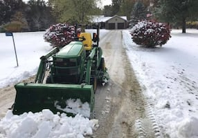 Driveway Clearing / Grading