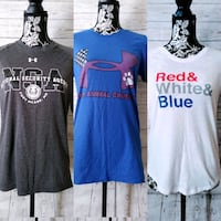 3 Beautiful Under Armour Shirts ... Frederick