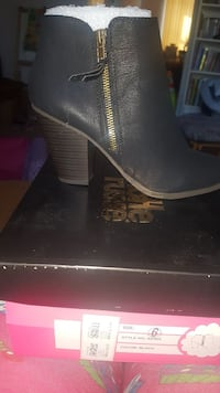 Brand New Charlotte Russe Booties