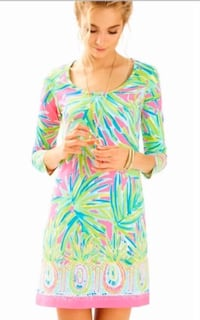 Lilly Pulitzer Beacon Dress Washington, 20008