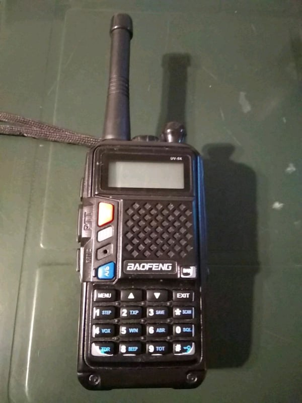 Dual band uv-5x telsiz 0