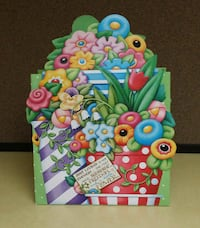 Cheery Floral Gift Bag by Mary Engelbreit Las Vegas, 89121