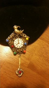 Vintage Chech Pin with Turquoise accents   Yuma, 85364